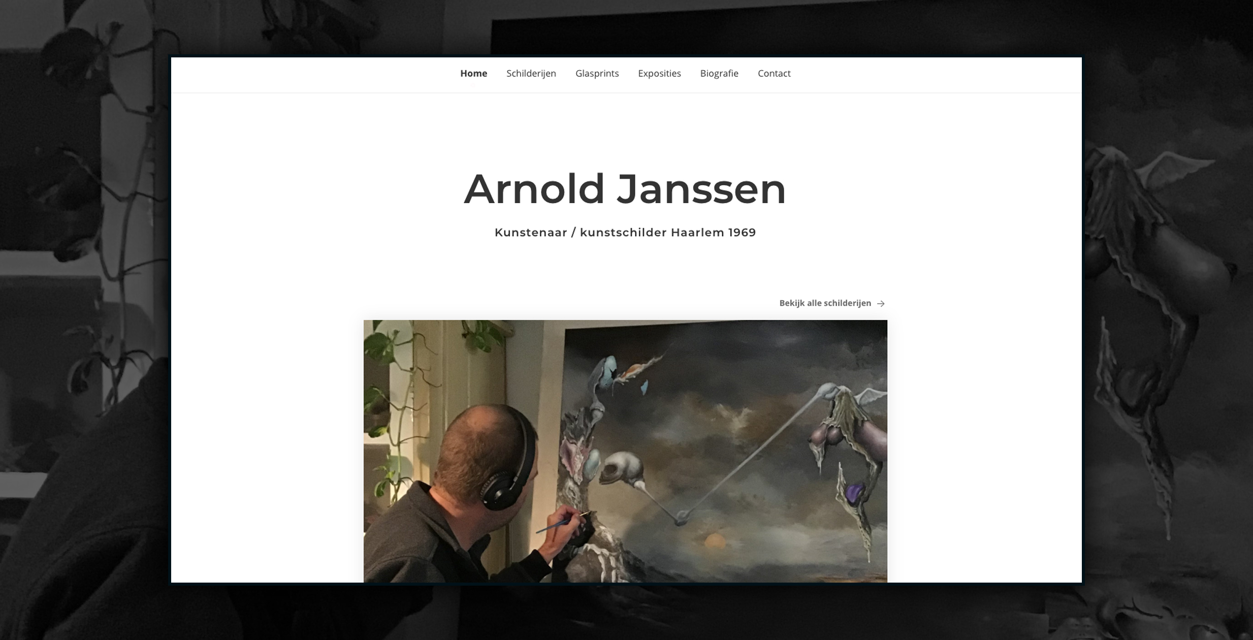 Arnolds Atelier project afbeelding